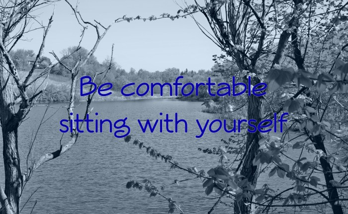 Sit With Yourself