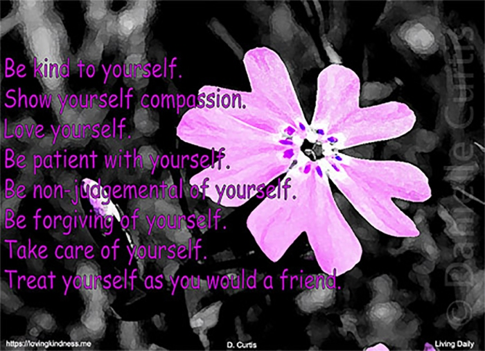 Be Kind To Yourself: YouMatter